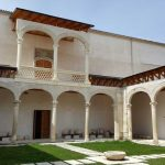 Cogolludo - Palacio Ducal - Claustro