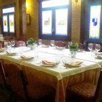 Sala del restaurante